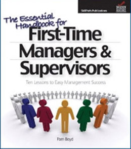 first-time managemer book